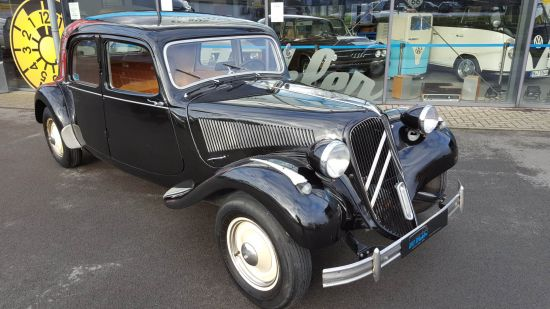 Citroen 11B Traction Avant