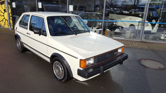 Volkswagen Golf 1 GTI Rabbit
